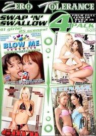 Swap n Swallow 4-Pack Porn Movie