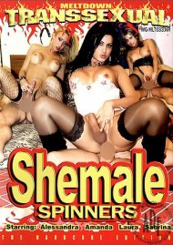 Shemale Spinners Porn Video