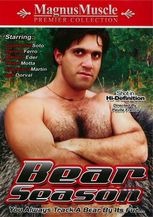 Bear Season Boxcover