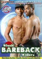 Black Bareback Riders #4 Boxcover