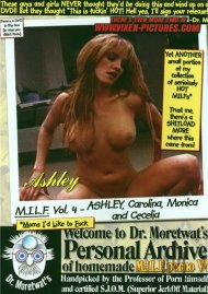 Dr. Moretwat's Homemade Porno: M.I.L.F. Vol. 4 Porn Video