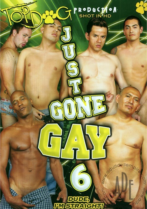Just Gone Gay 6 Boxcover