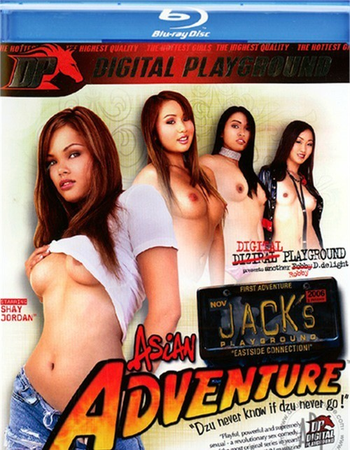 Jacks playground and asian adventure