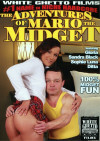 Adventures of Mario the Midget, The Boxcover