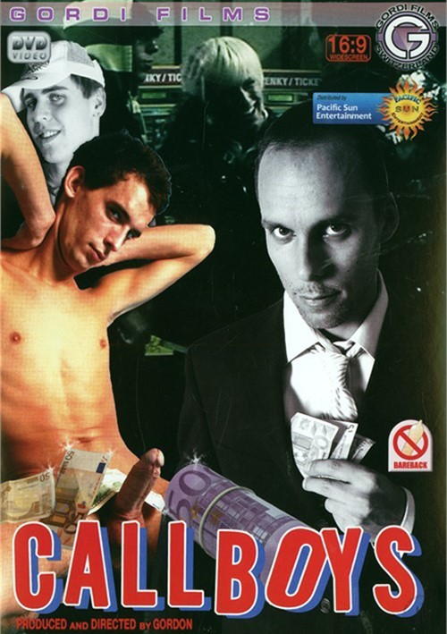 Callboys Cover Front