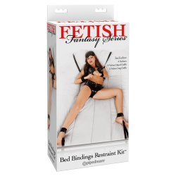 Fetish Fantasy Bed Bindings Restraint Kit  Sex Toy