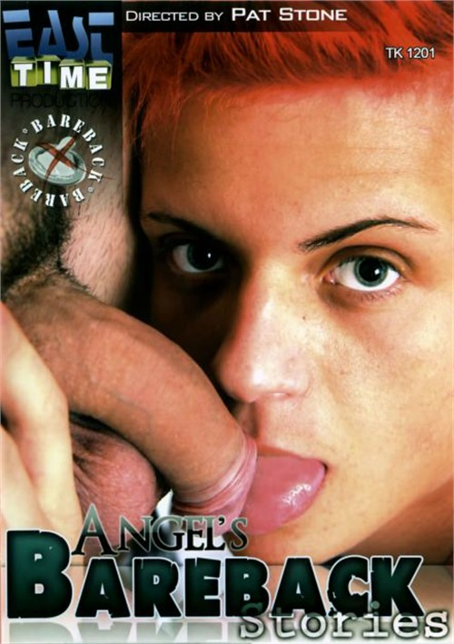 Angel's Bareback Stories Boxcover