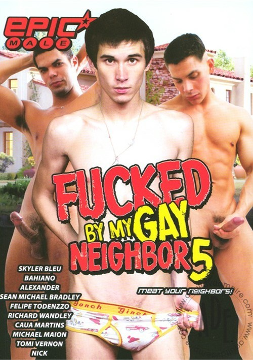 Fucked By My Gay Neighbor 5 Boxcover
