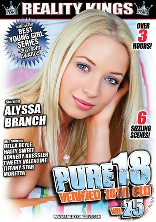 Pure 18 25