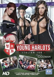 Young Harlots: Italian Job Porn Video