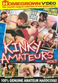 Kinky Amateurs Vol. 1 Porn Movie