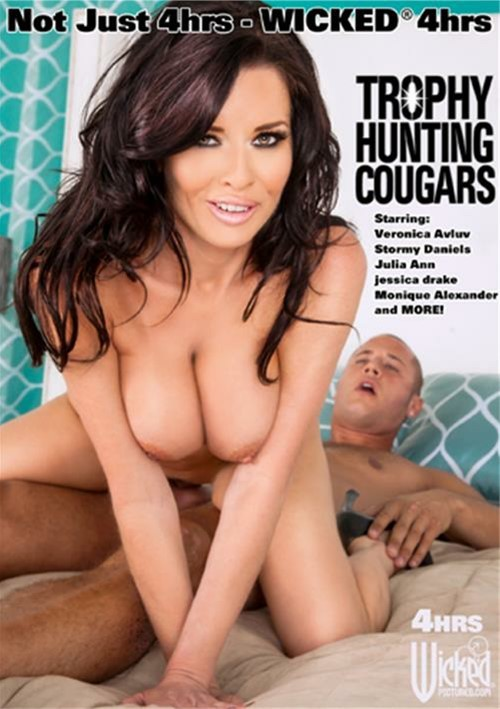 Trophy Hunting Cougars