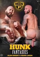 Hunk Fantasies Boxcover