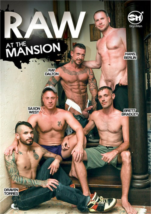 Raw at the Mansion Boxcover
