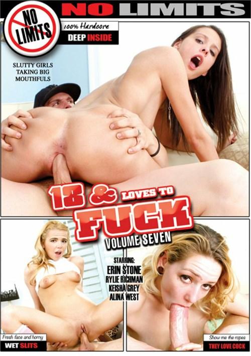 18 & Loves To Fuck Vol. 7