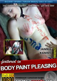 Body Paint Pleasure Porn Video