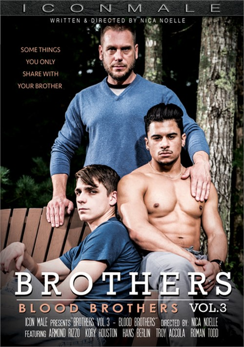 Brothers Vol. 3: Blood Brothers