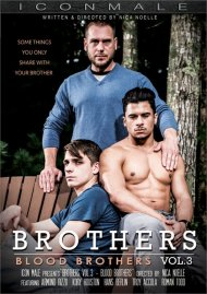 Brothers Vol. 3: Blood Brothers Gay Porn Movie