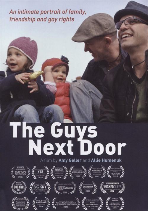 Guys Next Door, The image