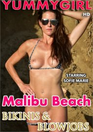 Malibu Beach Bikinis & Blowjobs Porn Video