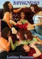 Lesbian Foursome Porn Video