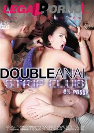 Double Anal Strip Club porn video from Legal Porno.