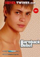 Bareback Debut Boxcover