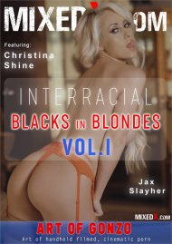 Interracial Blacks in Blondes Vol. 1 Porn Video