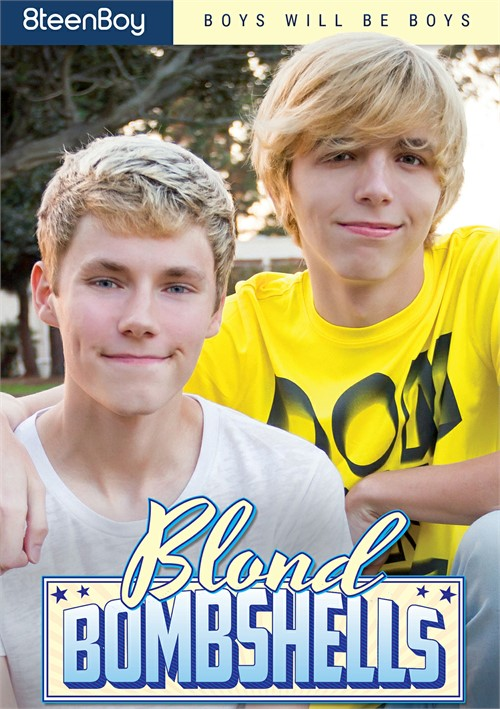 Blond Bombshells Cover Front
