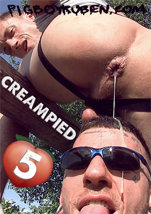 Creampied 5 Boxcover