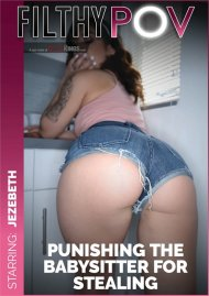 Firing & Punishing the Babysitter Jezebeth for Stealing image