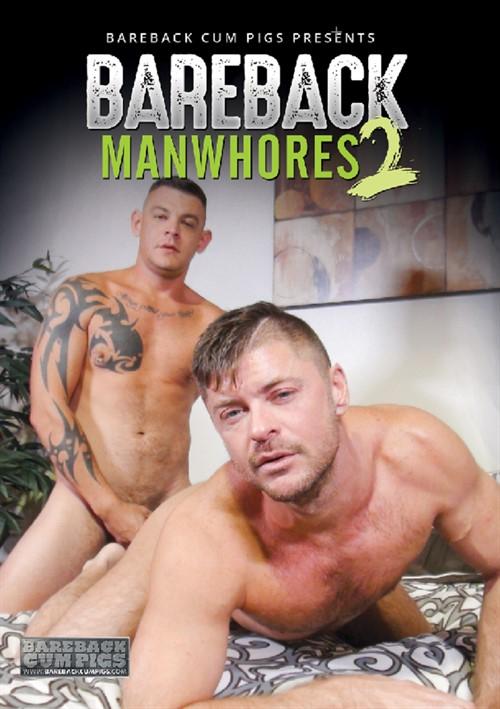 Bareback Manwhores 2 Boxcover