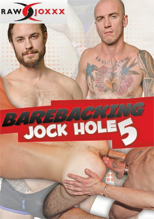 Barebacking Jock Hole 5 Boxcover