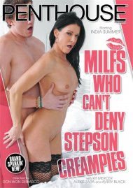 MILFs Who Can't Deny Stepson Creampies image
