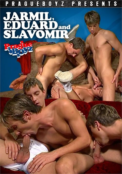 Jarmil, Eduard & Slavomir Boxcover