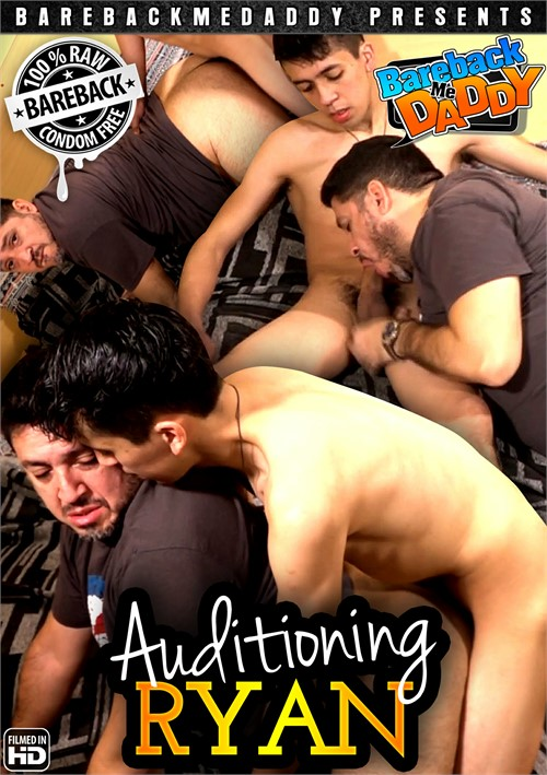 Auditioning Ryan Boxcover