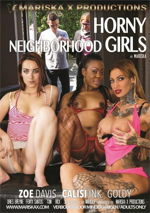 Horny Neighborhood Girls