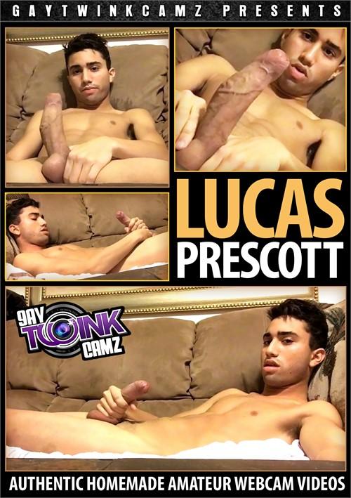 Lucas Prescott 1 Boxcover