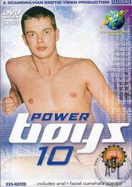 Power Boys 10 Porn Movie