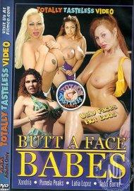 Butt a Face Babes image