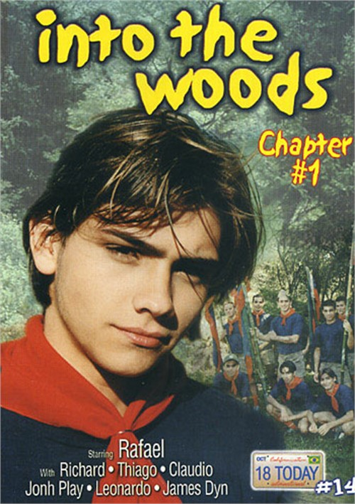 18 Today International #14: Into the Woods Chapter #1 Boxcover
