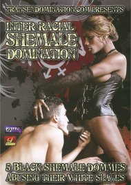 Inter-racial Shemale Domination image