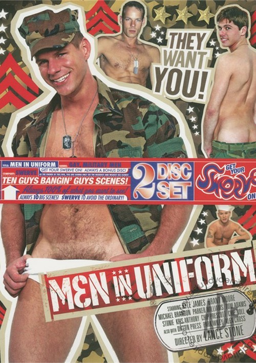 Men In Uniform Boxcover