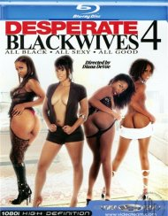 Desperate Black Wives 4 Blu-ray