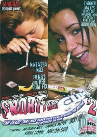 Snort That Cum Vol. 2 Porn Video