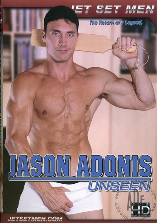 Jason adonis gay porno