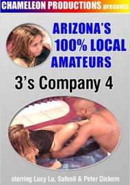 3s Company 4 Porn Video