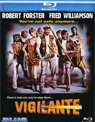 Vigilante Blu-ray Movie