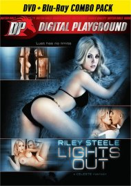 Riley Steele Lights Out (DVD + Blu-ray Combo)