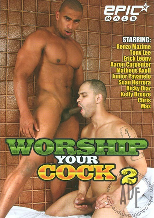 Worship Your Cock 2 Boxcover